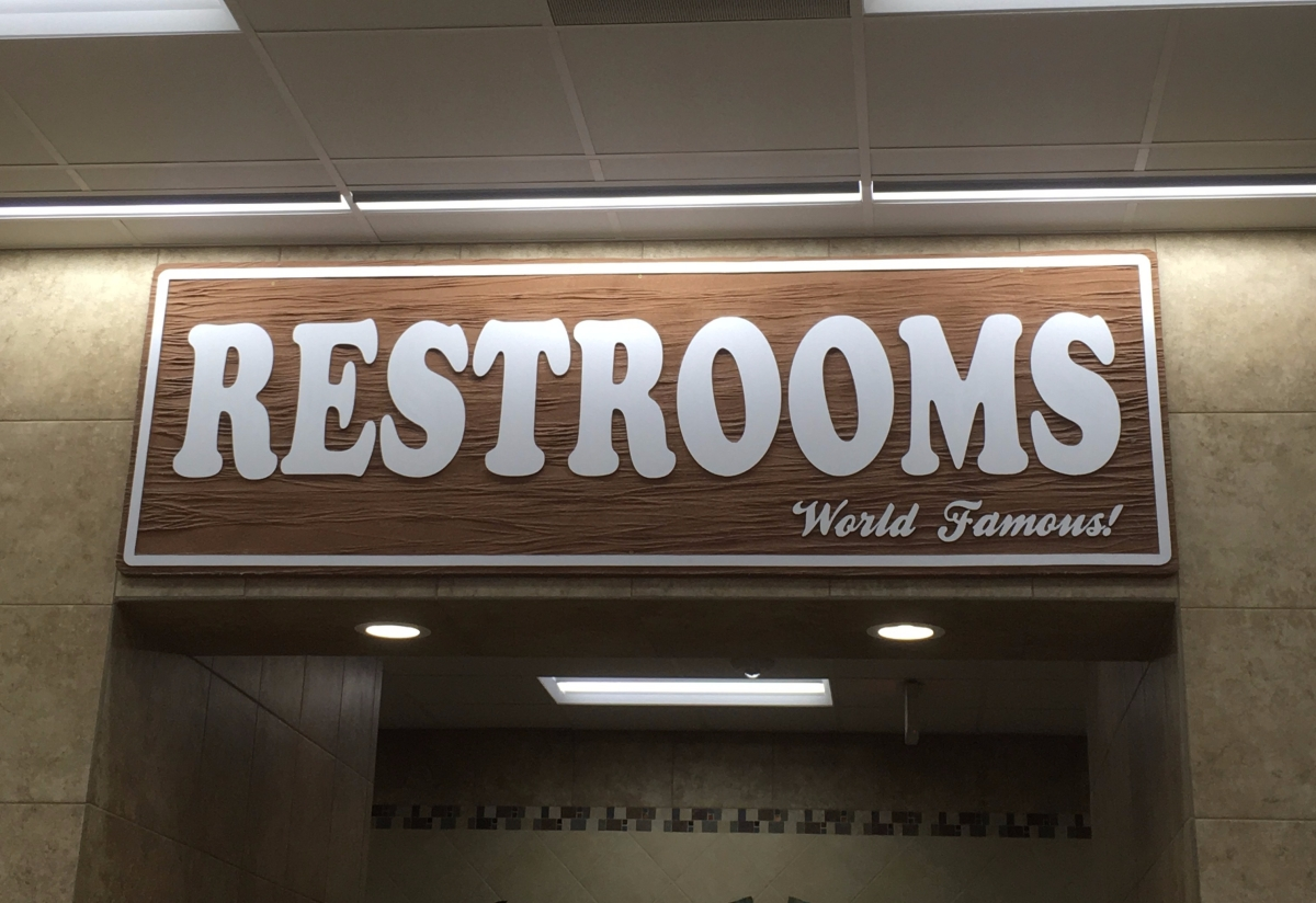 Bucees Bathroom