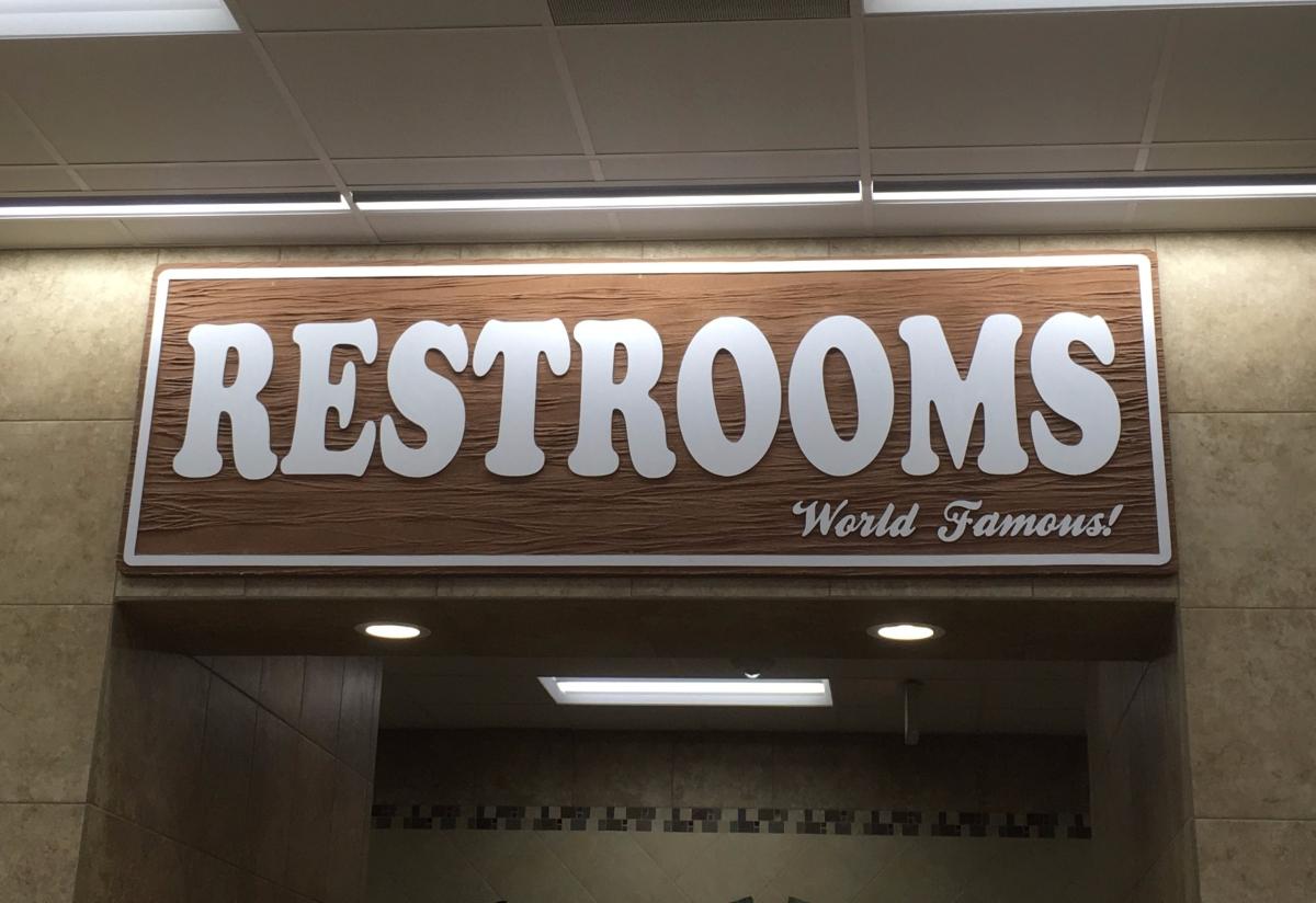 Bucees Bathroom